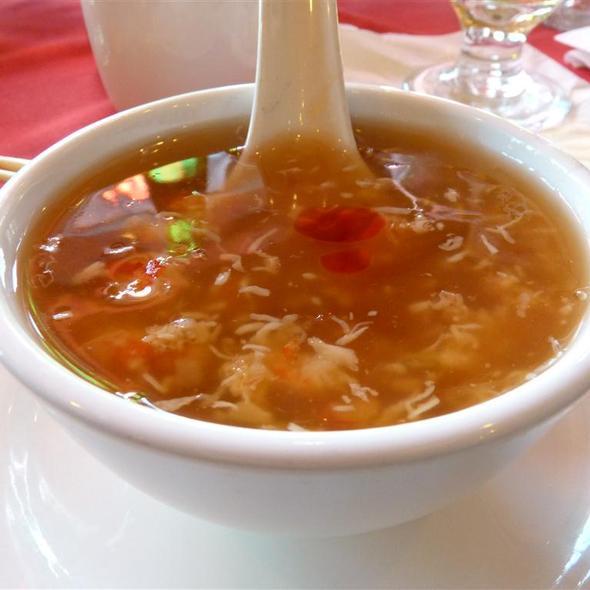 Crab Shark Fin Soup @ Canton Gourmet