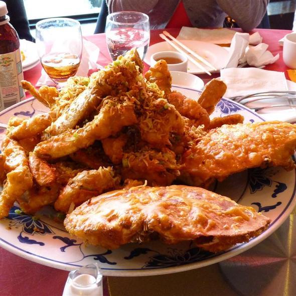 House Special Crab @ Canton Gourmet