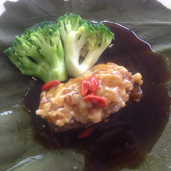 Sea cucumber @ Ah Yat Harbour View Restaurant