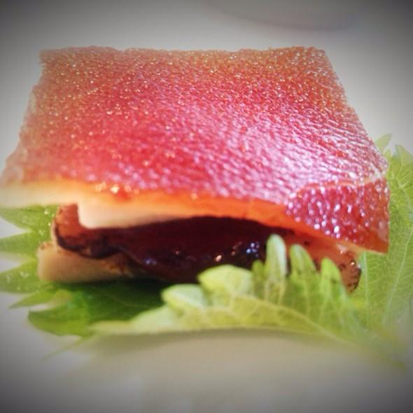 Roast  Pork @ Lung King Heen 龍景軒