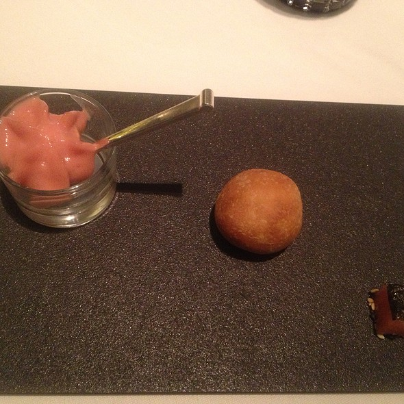 Amuse Bouche @ The Tasting Room By Galliot