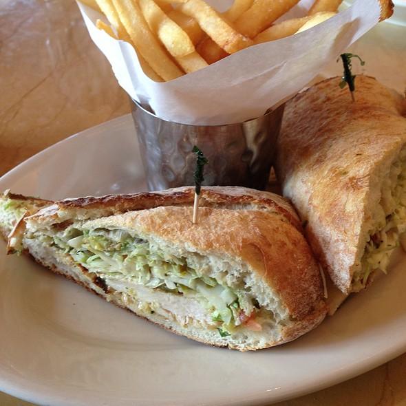 Southwestern Chicken Sandwich