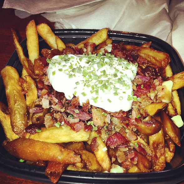 Loaded Poutine @ Poutine Dare To Be Fresh