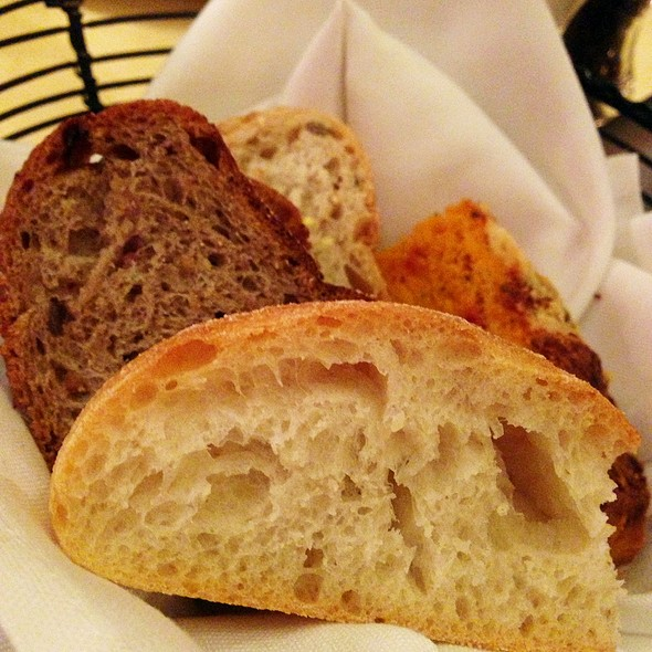 Bread - Mark's American Cuisine, Houston, TX
