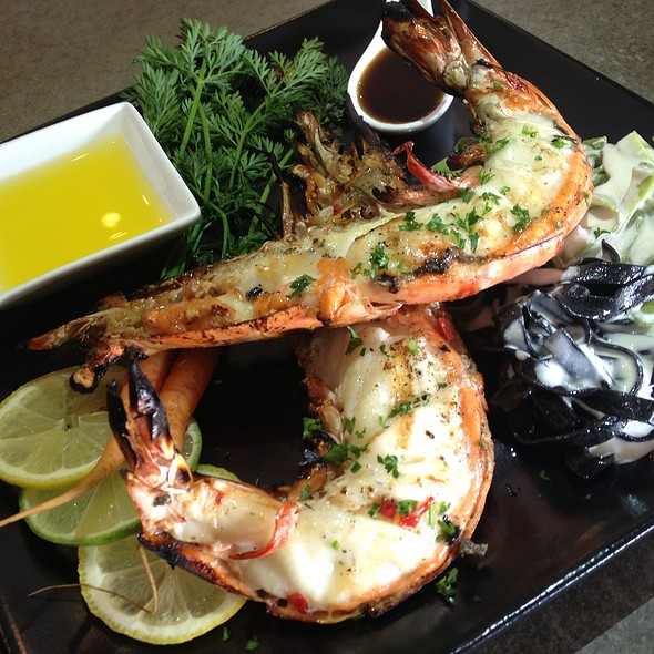Giant King Prawns