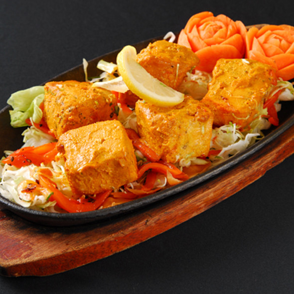 Chilean sea bass fish tikka - Dawat, New York, NY