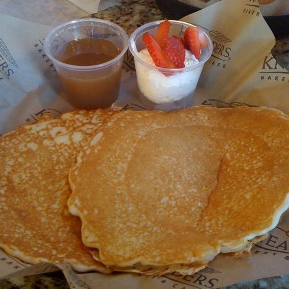 pancakes @ Kneaders Bakery of Park City