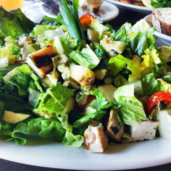 Lime Chicken Salad - Daily Grill - Irvine, Irvine, CA