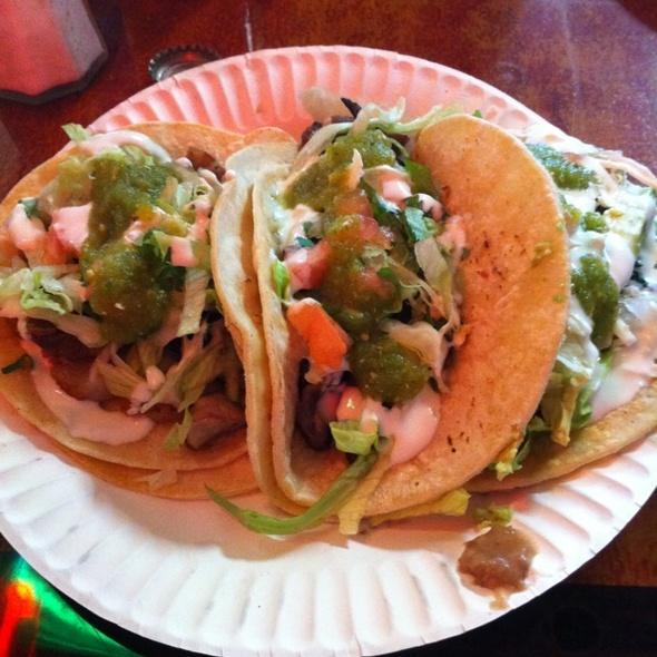 Tacos @ Tortilleria Mexicana Los Hermanos