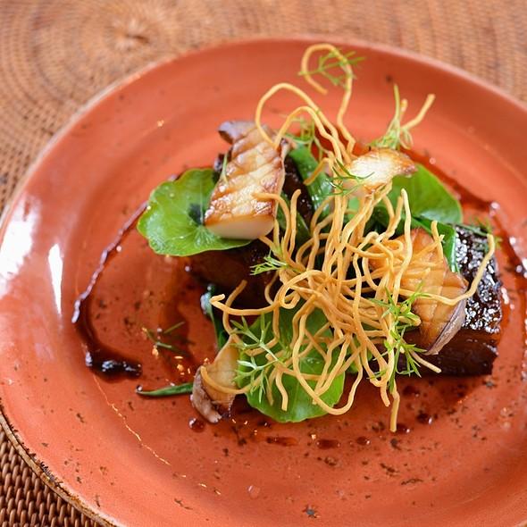 Kalbi Jimm Korean Style Shortribs  @ 'ULU Ocean Grill
