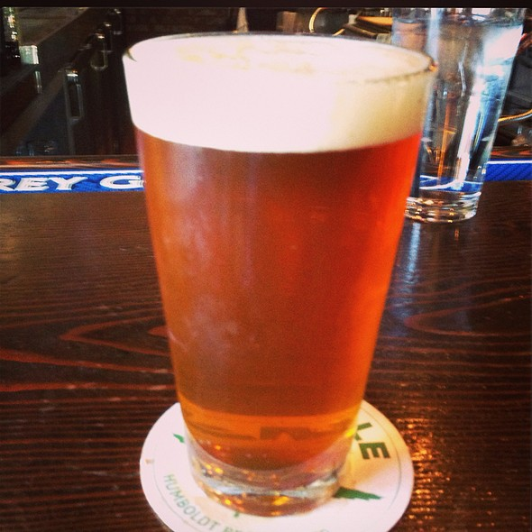 Beer - Cannery Row Brewing Company, Monterey, CA