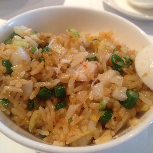 Lobster Fried Rice @ Lung King Heen 龍景軒