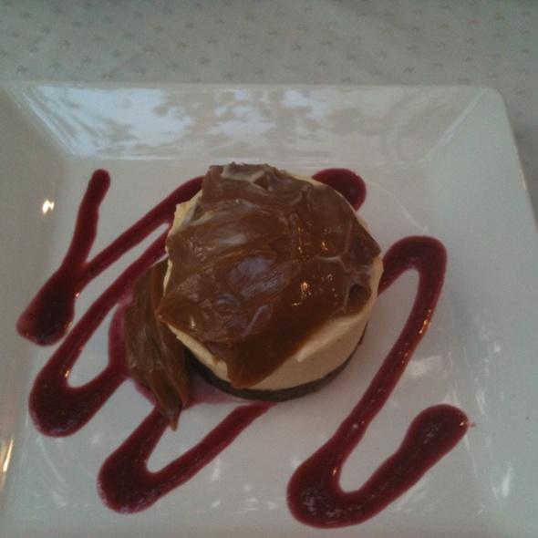 Cheesecake Doce De Leite @ El Tranvía