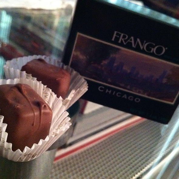 Frango Mint Chocolates @ Macy's