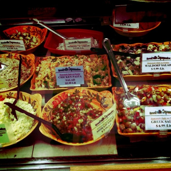 Deli Selection @ Brookville Supermarket