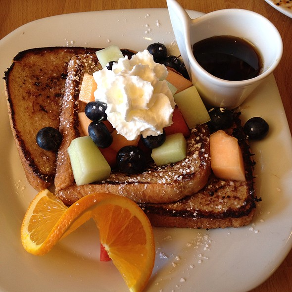 FrenchToast @ Zocalo Mexican Bistro & Tequila Bar