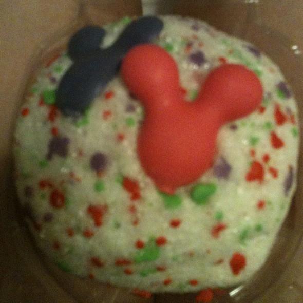 Cupcakes @ Walt Disney World Magic Kingdom