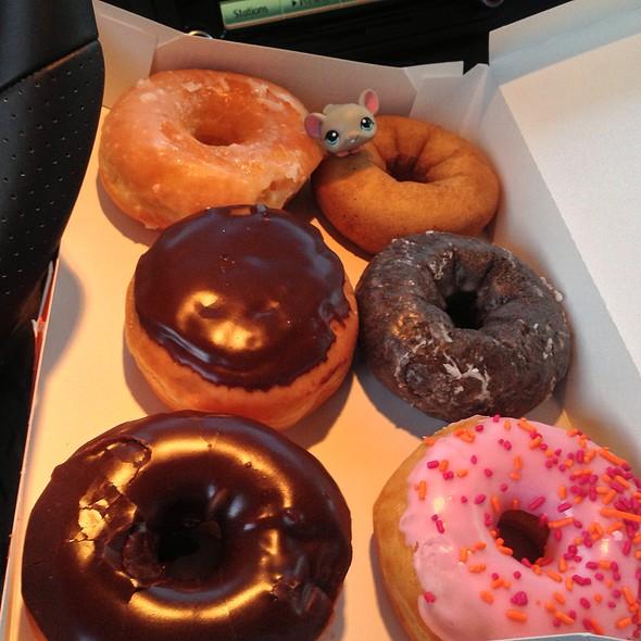 Donuts!! @ Dunkin Donuts