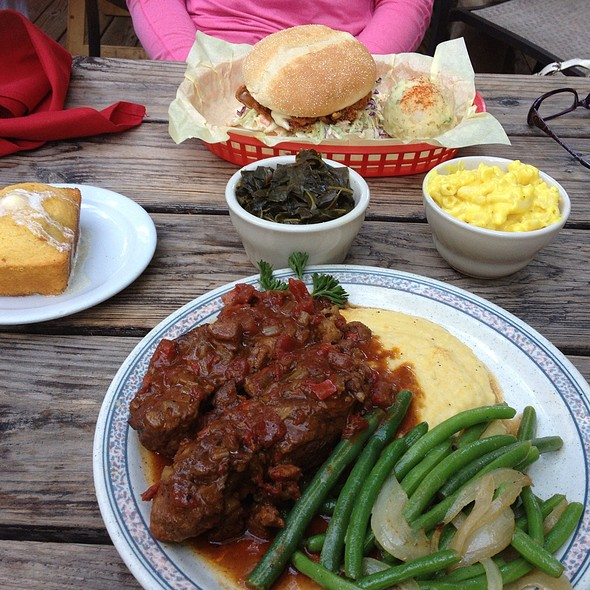 Papa S Soul Food Kitchen And Bbq