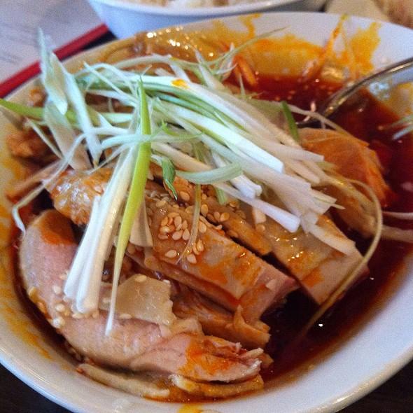 Chicken In Chili Sauce - Han Dynasty University City, Philadelphia, PA