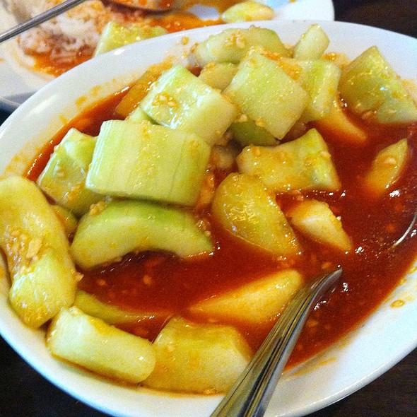 Spicy Cucumber - Han Dynasty University City, Philadelphia, PA