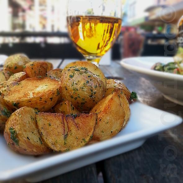 Herb Roasted Potatoes @ Plum Cafe