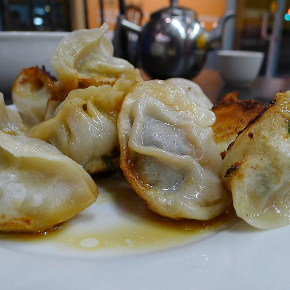 Fried Dumplings (Beef) @ Sea Bay Hand Made Noodle Restaurant