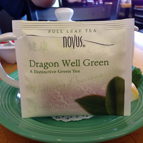 Novus Dragonwell Green Tea