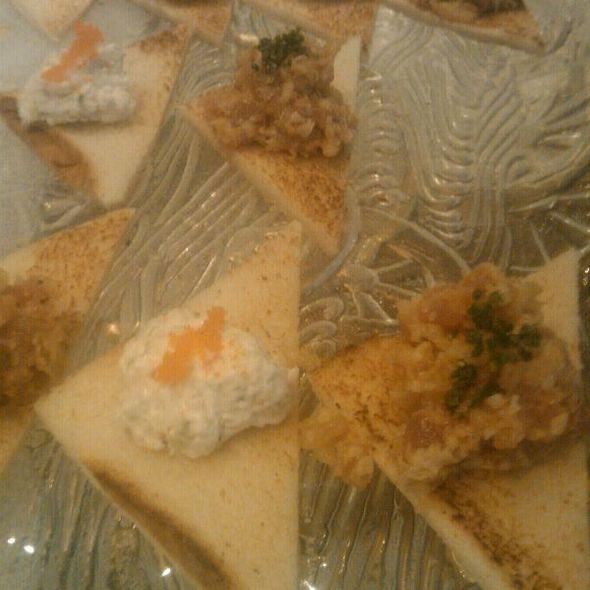 Neguitoro @ Restaurante Suntory