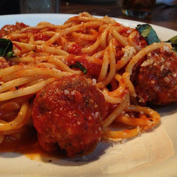 Spaghetti & Meatballs - North Italia – Austin, Austin, TX