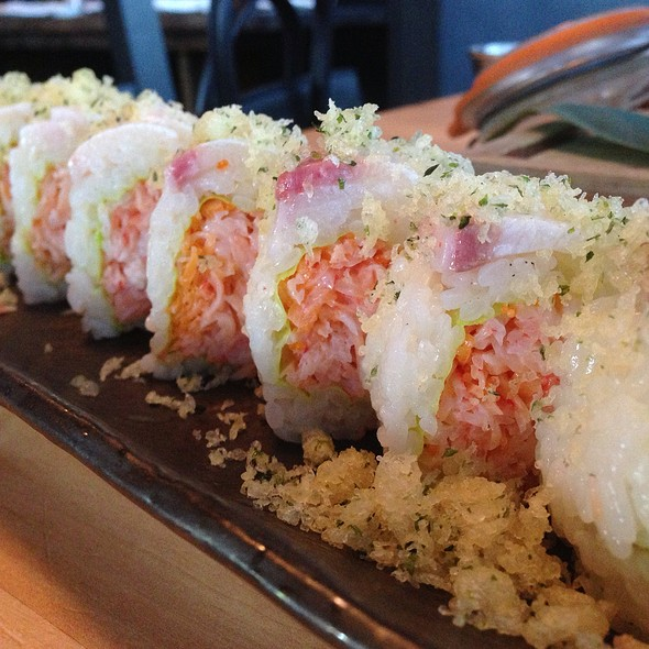 Yellowtail Roll @ Pubbelly