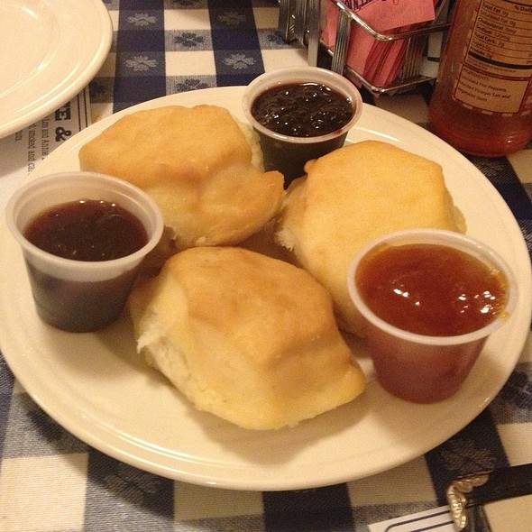Biscuits & Preserves