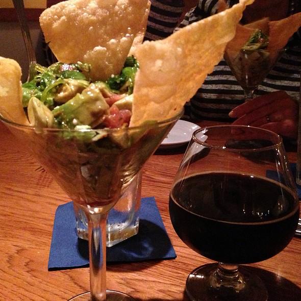 Tuna Tartare - Bentwood Tavern, New Buffalo, MI