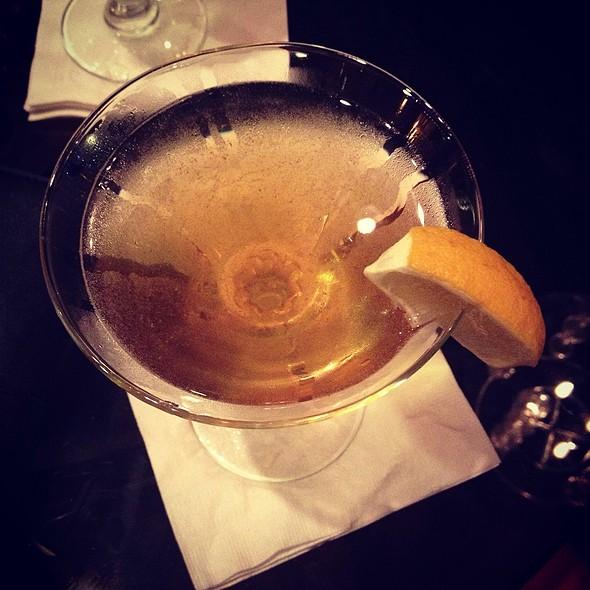 Iced Tea Martini - M Street Bar & Grill, Washington, DC