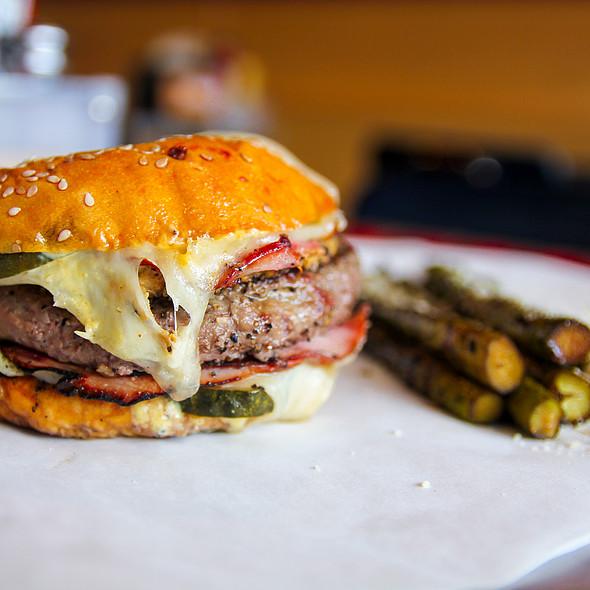 The Cuban @ BGR The Burger Joint