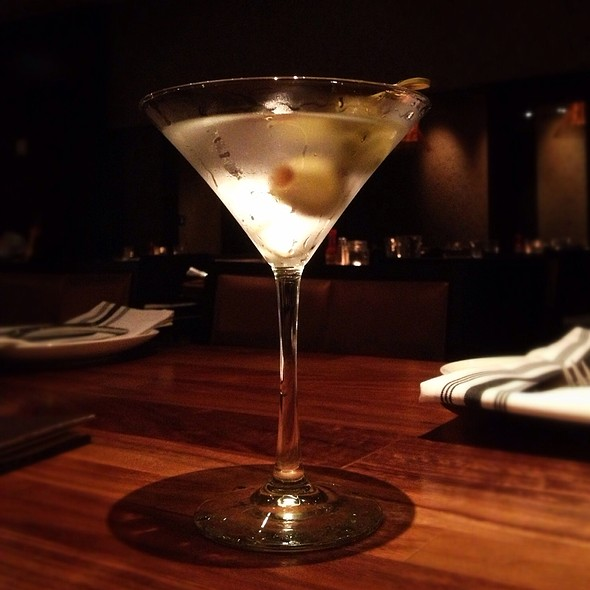 Martini - Mason's at Loews Vanderbilt Hotel, Nashville, TN