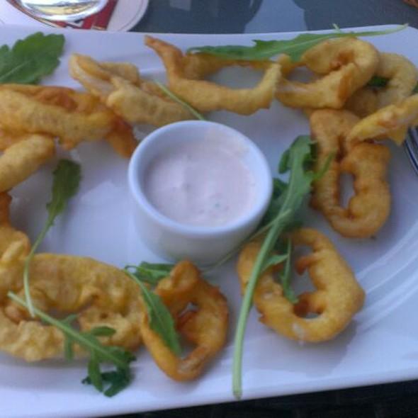 Kalmary W Tempurze @ Augusta Bar And Restaurant