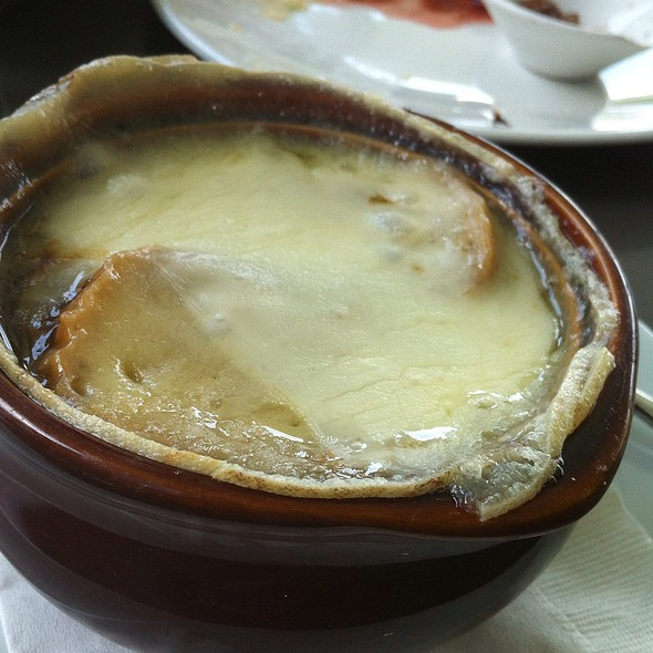 Spring Five Onion Soup - Cafe Modern, Fort Worth, TX