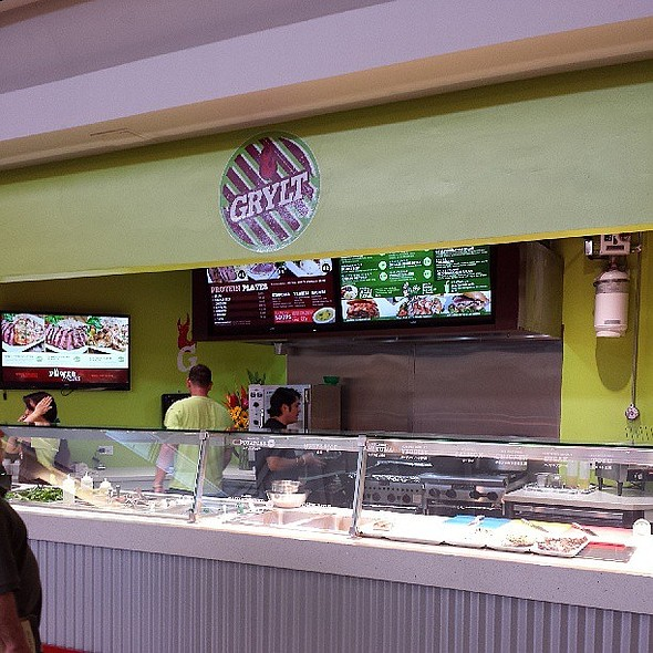 Not sure exactly when, but @grylt is now open at Kahala Mall. @ Kahala Mall