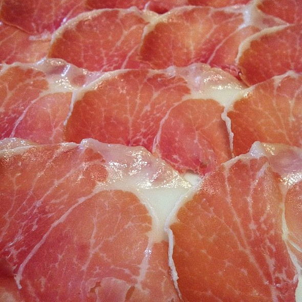 Finchville Farms Country Ham @ Sidebar
