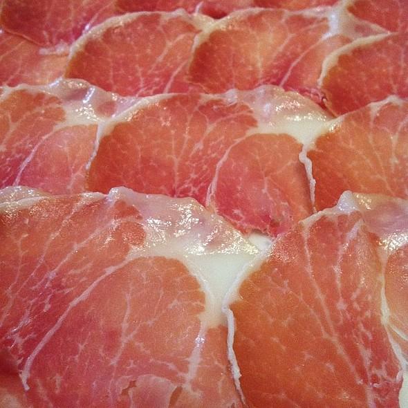 Finchville Farms Country Ham @ Sidebar