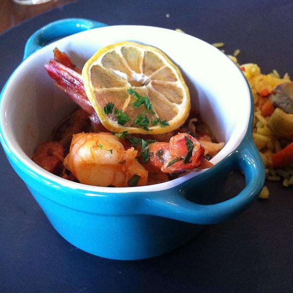 Seafood Cassolette - Osco! Restaurant – InterContinental Montreal, Montréal, QC