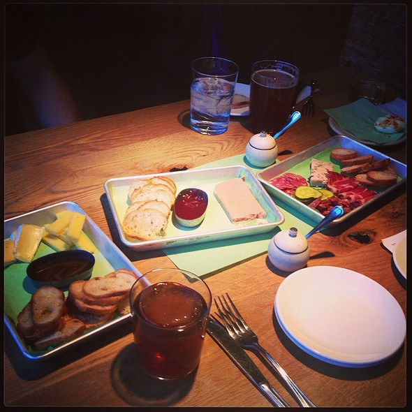 Charcuterie & Fromage @ Proof And Provision