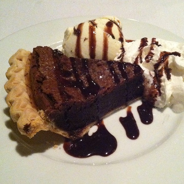 Chocolate Seduction Cake - The Manor Tavern, Monkton, MD