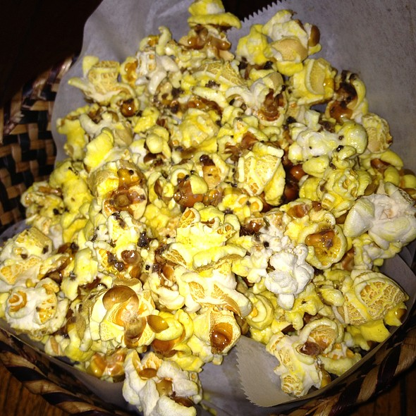 Popcorn - North Shore Kula Grille, North Shore, HI