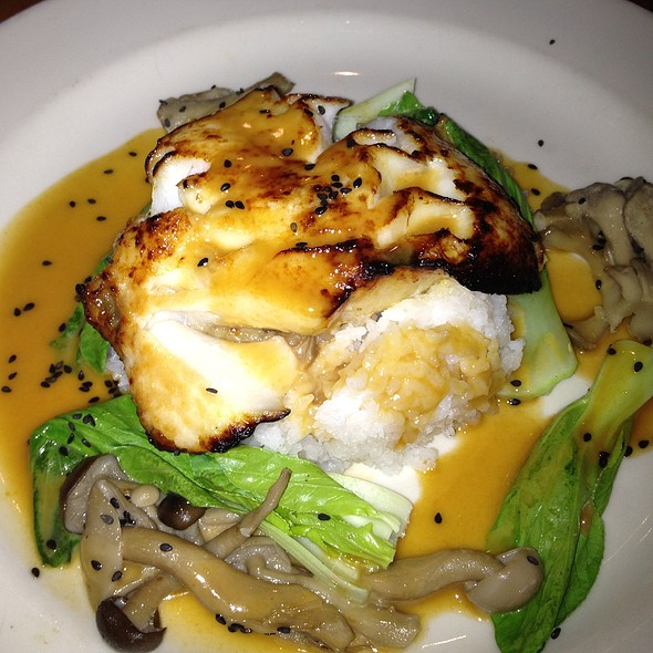 Misoyaki Butterfish - North Shore Kula Grille, North Shore, HI