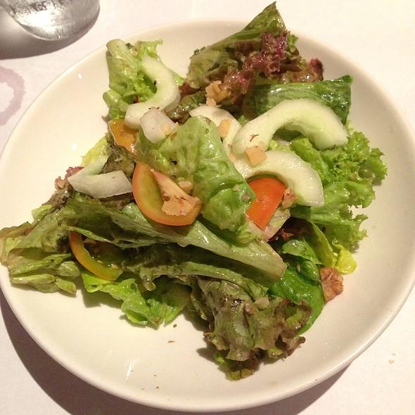 Vinegrette Salad @ L'Entrecôte