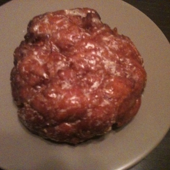 Apple Fritter @ Bob's Donut & Pastry Shop