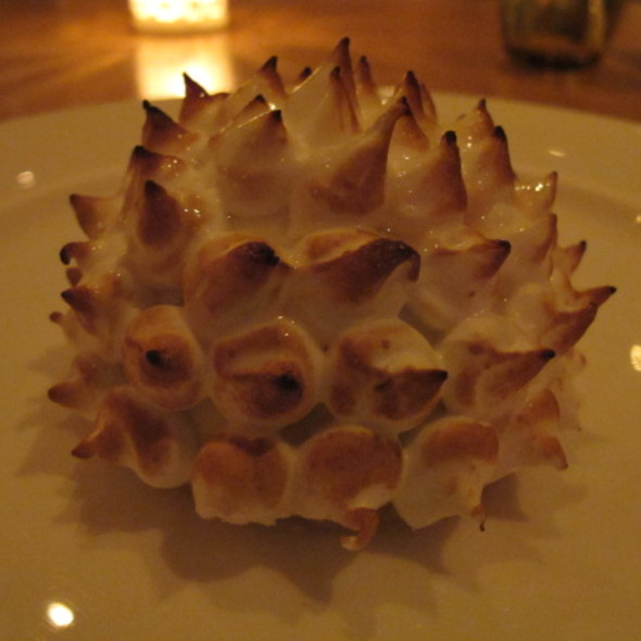 Baked alaska @ Market by Jean-Georges Restaurant
