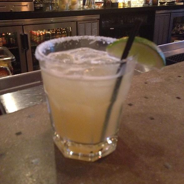 Margarita @ Zocalo Mexican Bistro & Tequila Bar